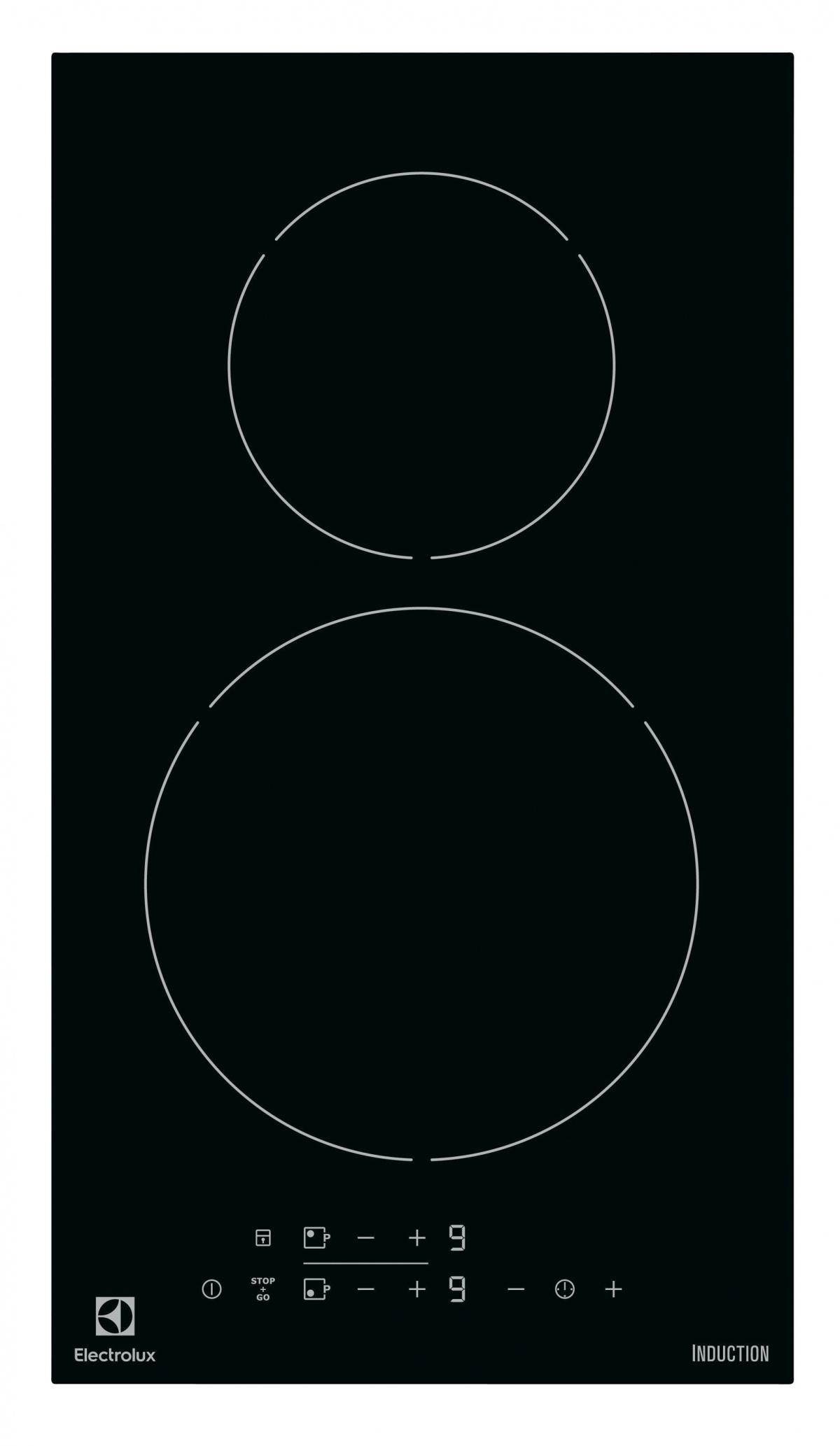 Dominó indukciós beépíthető főzőlap