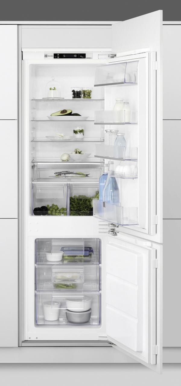 beépíthető kombi hűtőszekrény