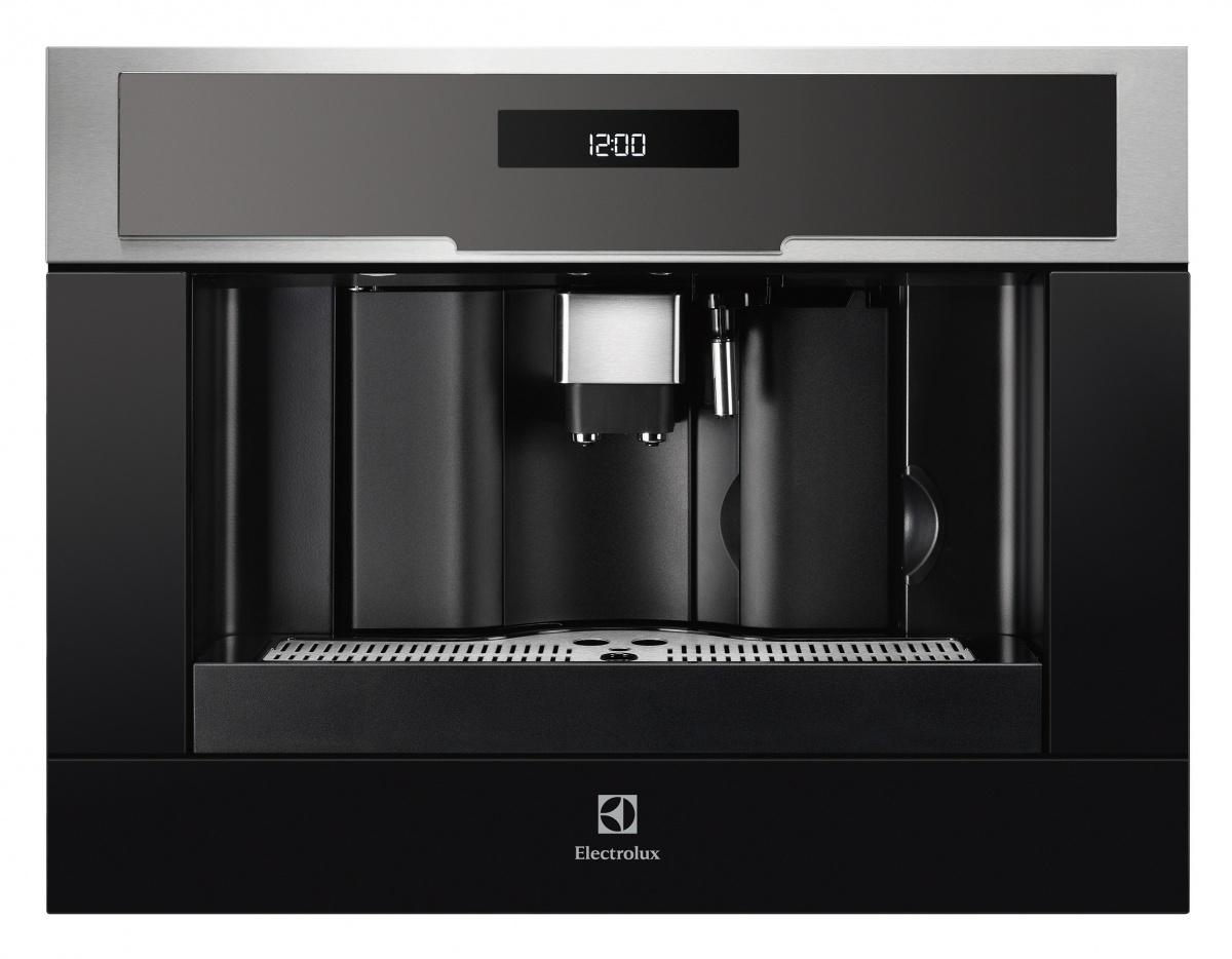 Beépíthető automata kávéfőző