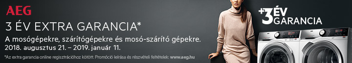 AEG extra garancia