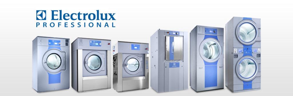 Electrolux ipari mosógép és szárítógép család