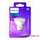 Philips PHILIPS Consumer LED spot 6.5-65W GU10 830 36D ND GU10 Spot tű foglalat