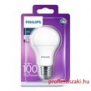 Philips Consumer LED bulb 13-100W A60 E27 840 FR ND E27 Körteégő