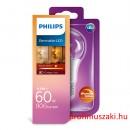 Philips PHILIPS Consumer LED bulb 8.5-60W A60 E27 827 CL WarmGlow E27 Körteégő