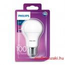 Philips PHILIPS Consumer LED bulb 13-100W A60 E27 827 FR ND E27 Körteégő