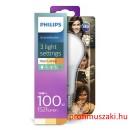 Philips PHILIPS Consumer LED bulb 14-100W A67 E27 827 FR ND Sceneswitch E27 Körteégő