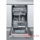 Whirlpool ADG 522 X Beépíthető 9-10 terítékes mosogatógép