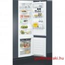 Whirlpool ART96101 Beépíthető kombinált alul fagyasztós hűtő