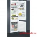 Whirlpool ART9811SF2 Beépíthető kombinált alul fagyasztós hűtő