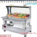 Diamond ASB/4N-A1-R2 Ipari hűtőpult