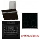 AEG BEB351110B + HK365407XB + AVLAKI600XGBK Beépíthető sütő,kerámia főzőlap és páraelszívó szett