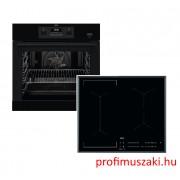 AEG BEB351110B+IKE64441FB Beépíthető sütő és indukciós főzőlap szett