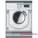 Whirlpool BIWMWG71253EEU Beépíthető mosógép