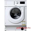 Whirlpool BIWMWG71484EEU Beépíthető mosógép