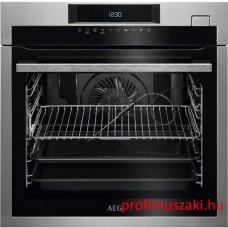 AEG BSE782320M + IKE64441FB Beépíthető sütő és indukciós főzőlap szett