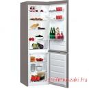 Whirlpool BSNF 8122 OX Kombinált alulfagyasztós hűtőszekrény