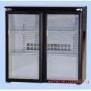 Coldmatic CG2G Ipari üvegajtós hűtőszekrény