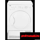 Beko DB7101PA Kondenzációs szárítógép