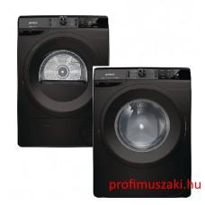 Gorenje DE82ILBG+WEI843B Elöltöltős mosógép és hőszivattyús szárítógép szett