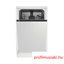 Beko DIS26021 Beépíthető 9-10 terítékes mosogatógép