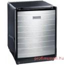 Dometic DS 400  fekete/alu Szabadonálló minihűtő
