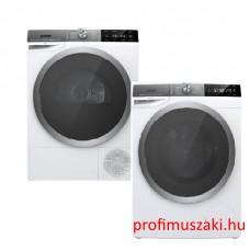 Gorenje DS92ILS+WS967LN Elöltöltős mosógép és hőszivattyús szárítógép szett