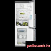 Electrolux EN3453MOX Kombinált alulfagyasztós hűtőszekrény
