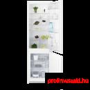 Electrolux ENN2812AOW Beépíthető kombinált alul fagyasztós hűtő