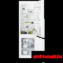 Electrolux ENN2851AOW Beépíthető kombinált alul fagyasztós hűtő