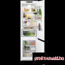 Electrolux ENN3074EFW Beépíthető kombinált alul fagyasztós hűtő