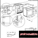Electrolux EOB8857AAX Beépíthető villany sütő