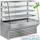 Diamond ES21/A4-R2 Ipari hűtővitrin