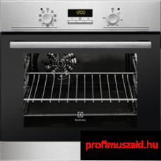 Electrolux EZB3400AOX+KGS6424SX Beépíthető sütő és gáz főzőlap szett