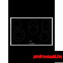 Beko HIC85502TX Beépíthető kerámia főzőlap