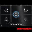 Electrolux KGG7536K Beépíthető gáz főzőlap