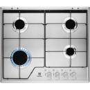 Electrolux KGS6424SX Beépíthető gáz főzőlap