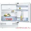 Bosch KUL15A65 Beépíthető kombinált alul fagyasztós hűtő