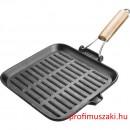 Lamart LT1065 Öntöttvas grill serpenyő