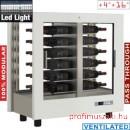 Diamond PVV-1/TR+DE21-BI Ipari borhűtő