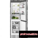 AEG RCB63326OX Kombinált alulfagyasztós hűtőszekrény