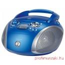 Grundig RCD-1445 BLUE Hordozható CD lejátszó