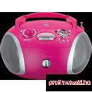 Grundig RCD-1445 PINK Hordozható CD lejátszó
