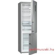 Gorenje RK6193LX Kombinált alulfagyasztós hűtőszekrény