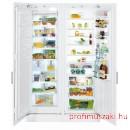Liebherr SBS70I4001 Side by Side hűtőszekrény