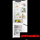 AEG SCE819E5TS Beépíthető kombinált alul fagyasztós hűtő