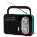 Hauser TR-9203 B Kis rádió