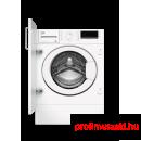 Beko WITV8712X0W Beépíthető mosógép