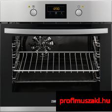 Zanussi ZOB35722XU+ZGO65414BA Beépíthető sütő és gáz főzőlap szett