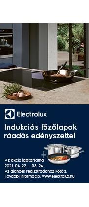 Electrolux indukciós edényszett